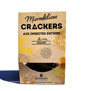 Crackers - SESAME