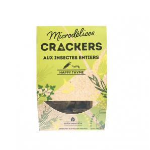 Crackers - HAPPY THYME