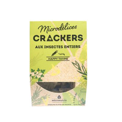 Crackers; Happy Thyme