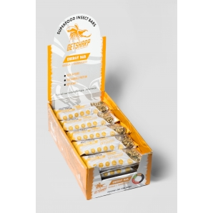 BOX Barres énergétiques - QUINOA & CRANBERRY x20