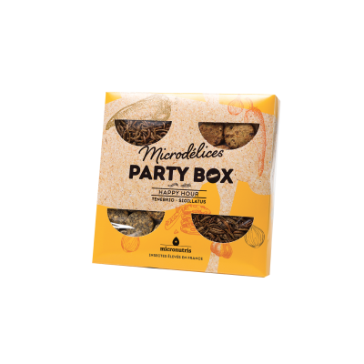 Party Box; Happy Hour