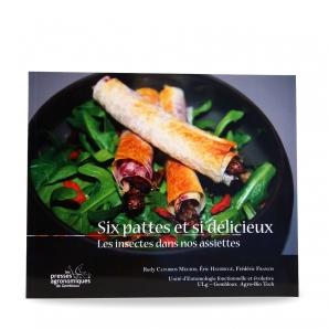 Livre de recettes : Six pattes et si délicieux !