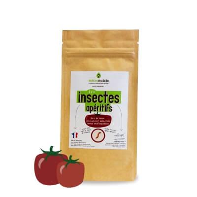 Insectes apéro;méditerranéens
