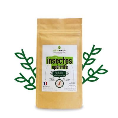Insectes apéro;thym